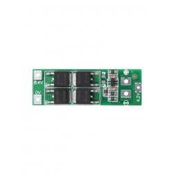 Ličio baterijų krovimo/iškrovimo apsaugos modulis 2s 20A