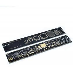 PCB liniuotė 15cm