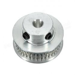 40 dantų krumpliaratis GT2 6mm sinchronizavimo diržams (ašis: 5 mm)