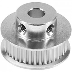 40 dantų krumpliaratis GT2 6mm sinchronizavimo diržams (ašis: 6,35 mm)