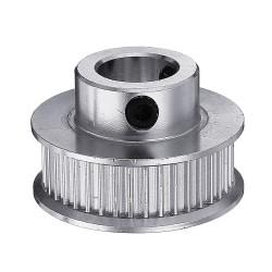 40 dantų krumpliaratis GT2 6mm sinchronizavimo diržams (ašis: 10 mm)