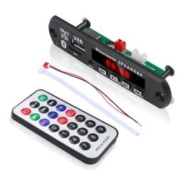 USB/microSD/FM/Line in/Bluetooth MP3, FLAC, WMA, APE audio grotuvas