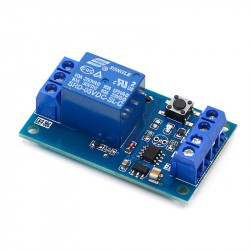 5V užsifiksuojančios (bistable) relės modulis