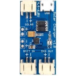 Saulės baterijų krovimo kontroleris CN3065 (4.4-6V 0.5A)