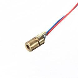 650nm (raudonas) lazerinis diodas