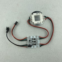 WS2811 30W RGB LED modulis