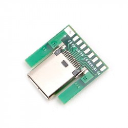 USB 3.1 Type-C jungties modulis