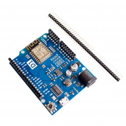 WeMos D1 R2 pagrindinė plokštė (UNO su WiFi) su ESP8266