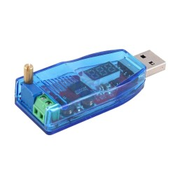 USB DC-DC buck-boost konverteris (1-24V 3W)