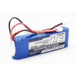 Turnigy 1600mAh 7,4V 2S 20C-30C LiPo akumuliatorių baterija