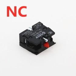 ZB2-BE102C mygtuko kontaktas (NC)