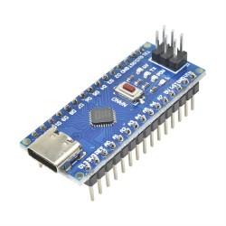 Sulituota Nano 3.0 pagrindinė plokštė ATMEGA328 TypeC