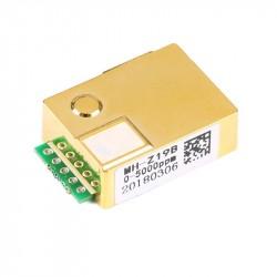 MH-Z19B jutiklis (CO2 sensorius su UART, DAC ir PWM išėjimais)
