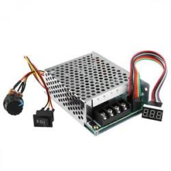 Dvikryptis variklio greičio reguliatorius (PWM signalo generatorius) 50V 40A