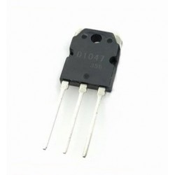2SD1047 tranzistorius (NPN 12A 140V 20MHz 100W TO-3P