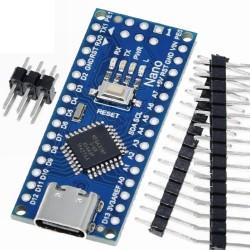 Nano 3.0 pagrindinė plokštė ATMEGA328 TypeC
