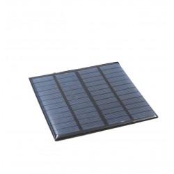 12V 1.8W fotovoltinis modulis (110x110mm)
