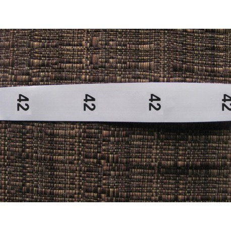 Size labels 15x20 mm (100 pcs.)