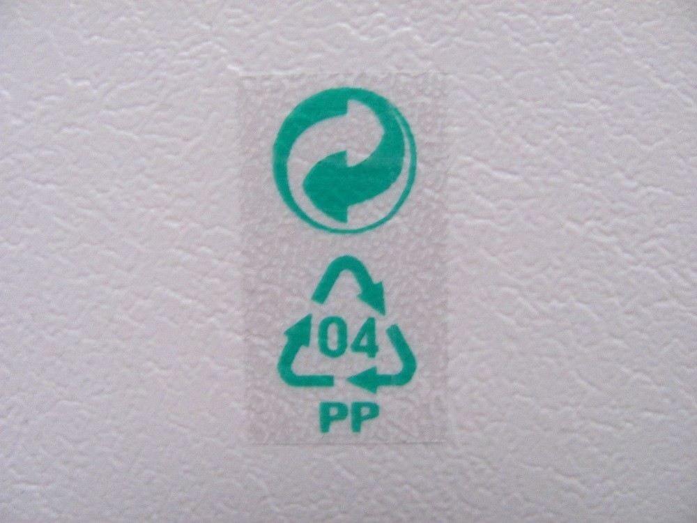 Translucent adhesive labels