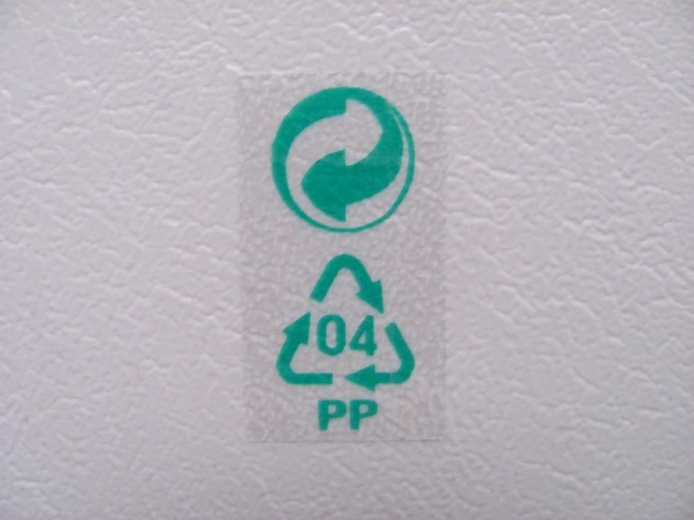 Translucent adhesive labels